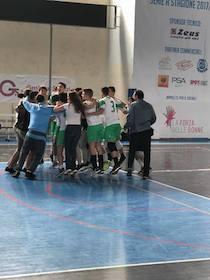 Liceo Salvemini di Sorrento campione regionale volley maschile