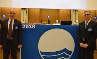 Piano di Sorrento festeggia la Bandiera Blu