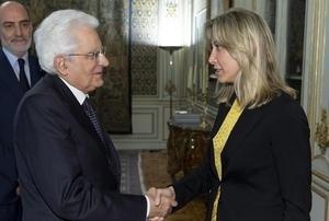 Premio Agnes di Sorrento, la giuria ricevuta dal presidente Mattarella