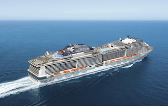 Msc ordina una nuova nave puntando alla tutela dell'ambiente
