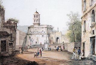 Sapevate che piazza Tasso si chiamava piazza del Castello?