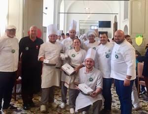 """Cucina antispreco, progetto per 100 scuole partito dal """"San Paolo"""" di Sorrento"""