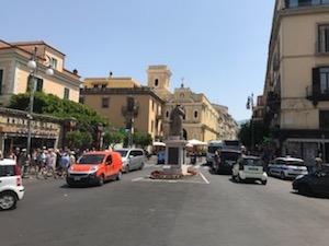 Scatta domani la ztl sul corso Italia di Sorrento, aggiornamenti