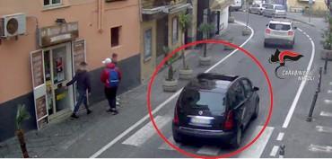 Da Napoli a Vico Equense per rubare autoradio, arrestati – foto –