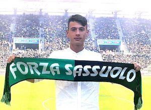 Carlo Milano da Sorrento alle giovanili del Sassuolo
