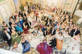 Al Castello Giusso rivive la favola dei balli dell'Ottocento