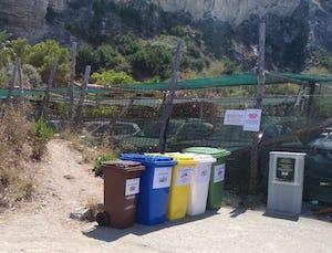 Massa Lubrense, raccolta differenziata sulle spiagge e pulizia dei fondali