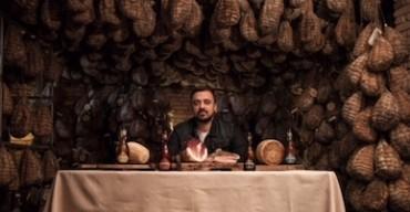 Chef Rubio a Vico Equense alla scoperta del Provolone del Monaco Dop – video –