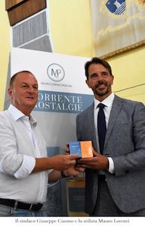 Presentati ufficialmente i profumi dedicati a Sorrento