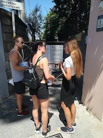 Boom di visitatori per il sito dei Bagni della Regina Giovanna