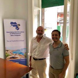 """Proposta Abbac: """"Un confronto sul futuro del turismo a Sorrento"""""""