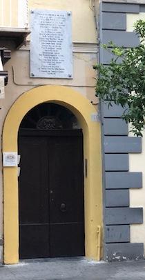 """Dopo 150 anni riapre a Sorrento la locanda """"Rosa Magra"""""""
