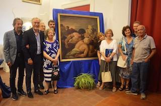 Il Museo Correale di Sorrento acquisisce quadro di Luca Giordano – foto –