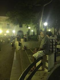 Suggestiva processione di Sant'Anna nel cuore di Sorrento – video –