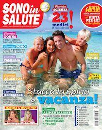 Dal 12 luglio esce la rivista Sono in Salute diretta da Laura Avalle