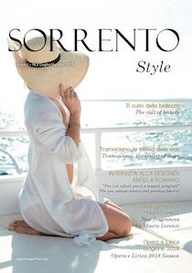 Esce il terzo numero di Sorrento Style