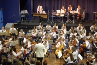 A Sorrento la East Riding Youth Orchestra e Youth Singers