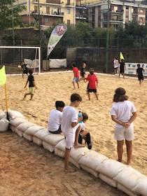 Grande successo per Sportlandia 2018, più di 300 bambini iscritti