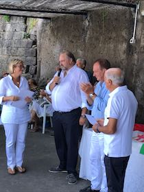 Il Circolo Riviera Massa sostiene la San Vincenzo de' Paoli