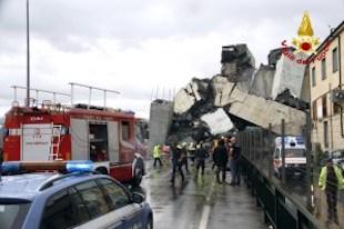 Crollo del ponte di Genova, oggi lutto cittadino a Massa Lubrense
