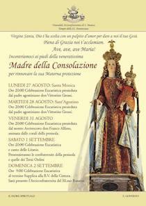 A Sorrento si celebra la Madonna della Cintura