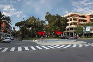 Da domenica riapre alle auto la piazza Lauro di Sorrento
