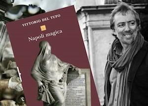 Alla Libreria Tasso Vittorio Del Tufo con Napoli Magica