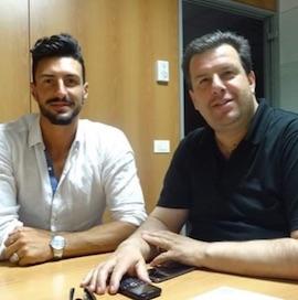 Il sindaco di Vico Equense si congratula con Mister Italia 2018