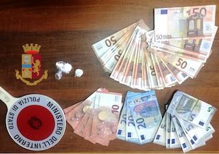 Pusher della movida arrestato a Capri con cocaina e soldi