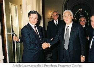 Il ricordo di Lauro tra Sorrento e Lugano