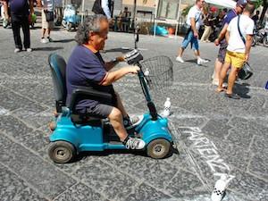 La penisola piange Mario Esposito, paladino dei diritti dei disabili