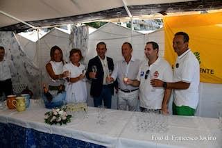 Il ministro Costa a Sorrento per la Festa della Bandiera Blu