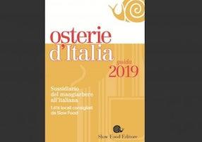 Guida Slow Food Osterie d'Italia, ci sono 2 locali della costiera sorrentina
