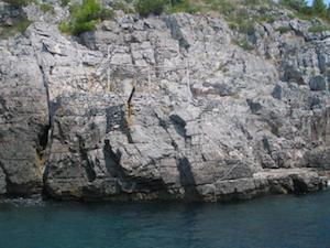 Dati Arpac di settembre, valori anomali a Punta Taschiero di Sorrento