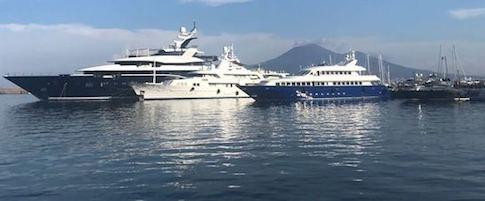 Nel golfo poker di maxi yacht dei reali sauditi