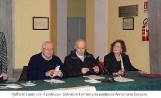 A Sorrento presentazione del libro di poesie di Annamaria Gargiulo