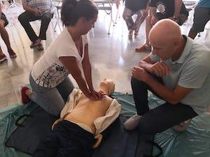 Sorrento sempre più Città Cardioprotetta grazie a 50 nuovi volontari