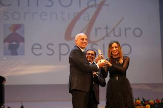 Grande successo per il Premio Penisola Sorrentina