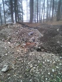 Un piano per la rimozione della discarica di monte Faito