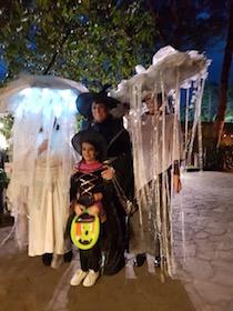 Festa di Halloween al Parco Ibsen organizzata dal Comune di Sorrento – foto –