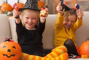 Halloween e tradizione, divertimento per i bimbi a Massa Lubrense