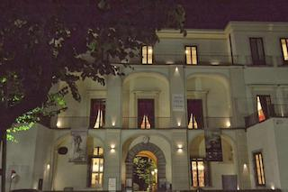 L'alta moda sfila al Museo Correale di Sorrento