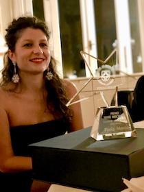 Paola Monte di Ischia giovane albergatore dell'anno