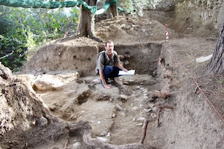 Visite guidate allo scavo archeologico della Regina Giovanna di Sorrento