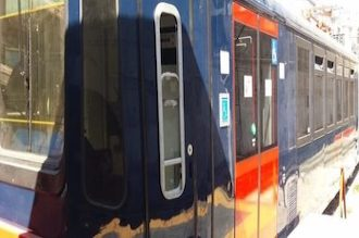 Da oggi 3 treni revampizzati in servizio per la Circumvesuviana