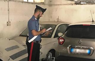 Sgominata banda di ladri d'auto attiva in tutta la Campania – foto –