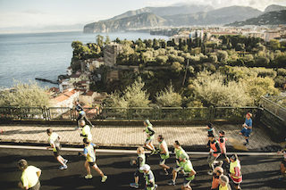 """Maratona Sorrento-Positano, l'assessore: """"Non usate l'auto"""""""