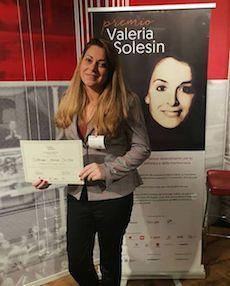 Studentessa di Sorrento vince il Premio Valeria Solesin