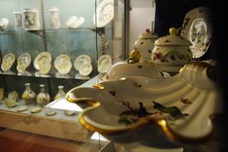 Preziose porcellane ed un presepe del '700 per il Museo Correale di Sorrento