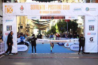 Record di iscritti alla Sorrento-Positano, già si guarda al 2019